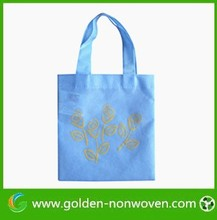[eco bag factory] disposable pp woven bag/non-woven packaging/shopping bags