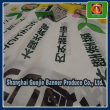 Popular mesh banner, retractable banner ,flex banner rolls