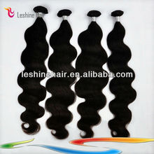 5A Grade Remy Full Cuticle 2013 Best Selling Wholesale 100% Human Cheap Italian Wavy Hair Extension