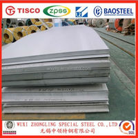 wuxi zhongling special steel co,.ISO /BV hot sale wuxi stainless steel sheet 201/202/304/304l/316/316l/430 in china manufacture