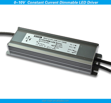 150w high power constant current high efficiency dimmable led driver with CE RoHS