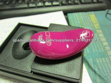 Mini juguete para adultos de hadas de la vibración de bala/huevos, productos del sexo herramienta de sexo femenino para
