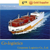 Cheapest sea shipping from China to Serbia---Chris Skype: colsales04