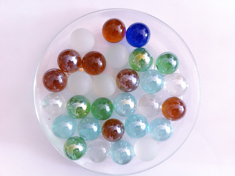Color Glass Marble : Glass marbles porcelain with color around toys