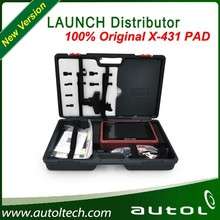 2015 New Version Launch X431 Pad Auto scanner support 3G WIFI X-431 launch pad Diagnostic tool DHL&EMS update online