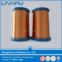 UL Approved Submersible Motor Polyester Copper Magnet Wire