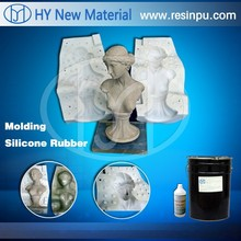 mold making liquid silicone rubber for wax, gypsum,plaster