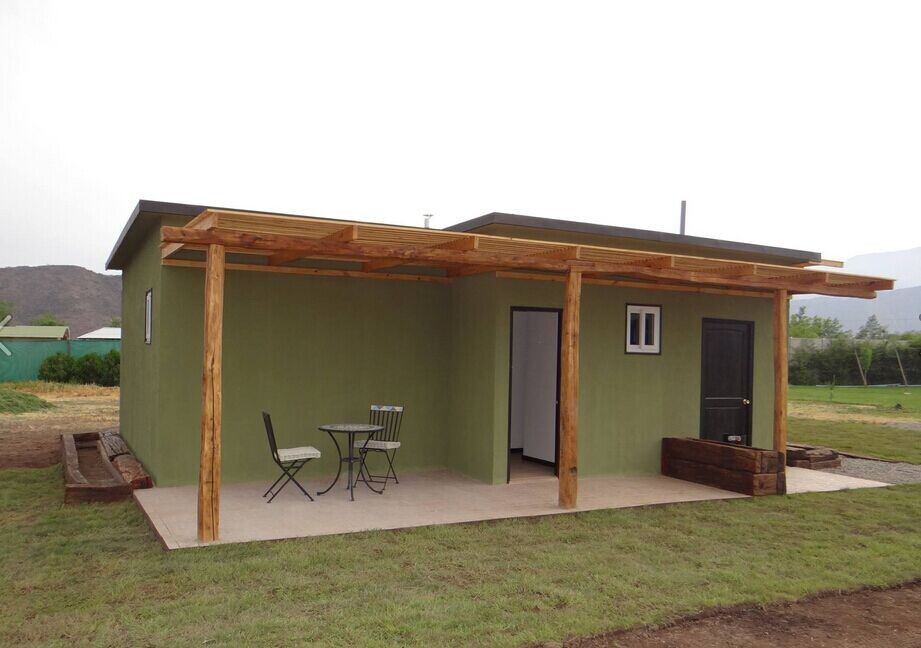 Fast construction easy assembled economic modern for Sip panels texas