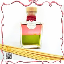 sandalwood aroma multicolored liquid room air freshener diffuser