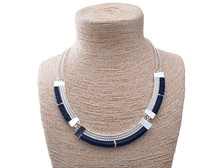 Fashion silver necklace jewelry hot new products for 2015