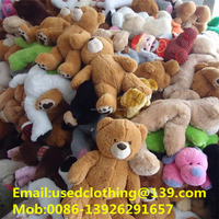 used soft toys wholesale used bale of used toys