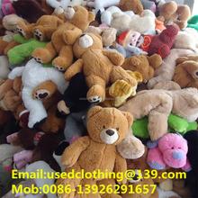 used soft toys wholesale used bale of used toys
