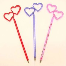 promotional heart shaped pen