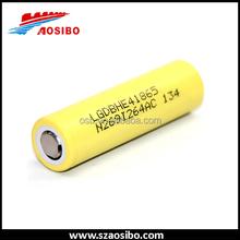 Original lg HE4 18650 20A 3.7V 2500mah high drain lg 18650 2500 aa 20a battery for power tools