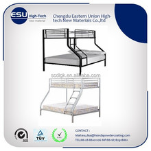 Bunk Bed Surface Finished with Powder Coating