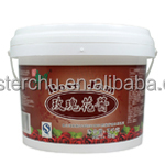 Hot Sale! Rose Jam Good Delicious (3kg) Master Chu fit for bakery