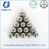 Leading manufacturer steel ball bearing ball made by with 4.763mm-25.4mm