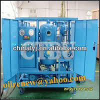 Processing Transformer Oil Treatment, Cable Oil Filtration, Dielectric Oil Purification Systems