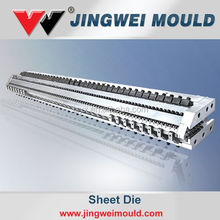Easy Care Polycotton Flat Sheet PA sheet extrusion mould