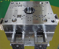 Multi-Cavity plastic Injection Mould with product design