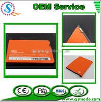 Factory OEM Cell Phone Battery 3100mAh BM42 For Xiaomi Redmi Note(Orange) Note Battery