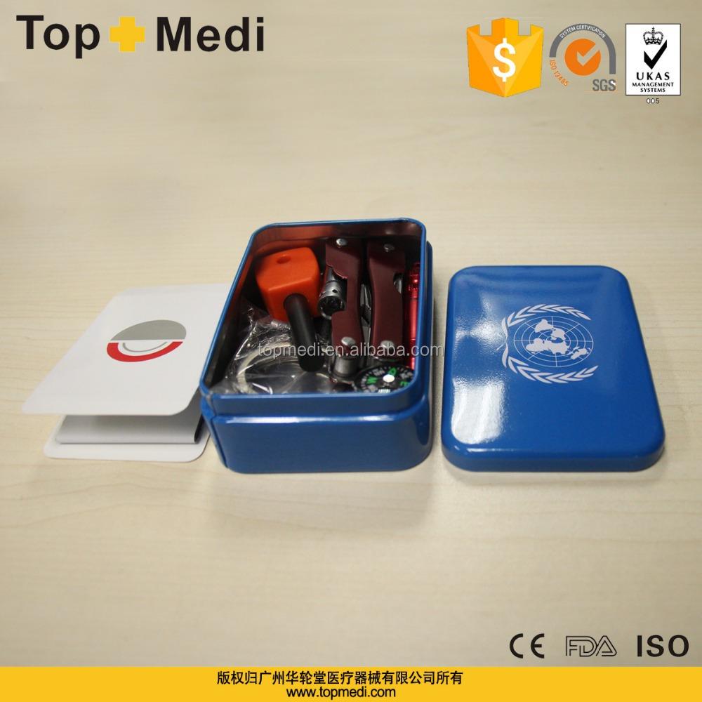 Emergency disaster survival kit 2014