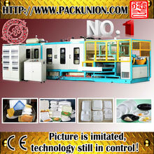 CE and ISO hamburger box forming machine