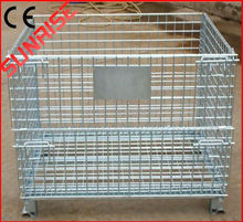 Evergreat welded industrial wire mesh container