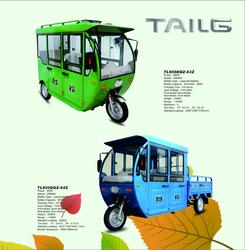 Africa Motorized Heavy Load 3 Wheel Motorcycle for Cargo