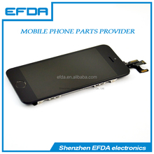 China Maintenance spare parts Factory Price for iphone 5s lcd and digitizer Repar spare parts
