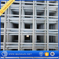 china suppliers tela para alambrado / welded wire mesh for advanced construction material
