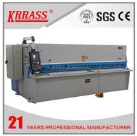 QC12K 6X2500mm high quality metal cutting machines