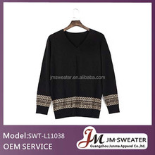 Latest Design cotton sweaters for men design with high quality