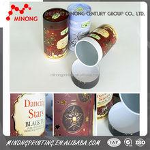 Factory wholesale printed paper tea storage box