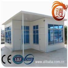2015 hot selling Prefab house with light steel structure