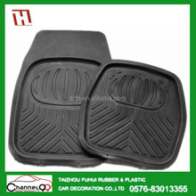 Non Skid Auto Accessory PVC Car Mats fashion floor mat