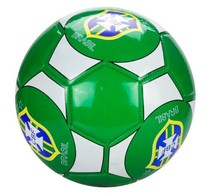 Machine stitched size 5 training soccer ball PU football balls
