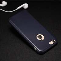 Premium Leather Case for iPhone 6 For iPhone 6 Case Cheap Leather PU Leather Back Cover Optional