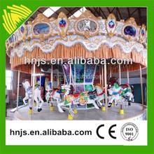 China supplier Hot Sale entertainment amusement rides carousel for sale