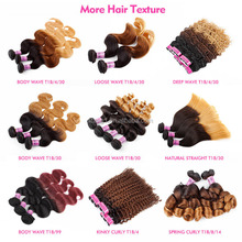 Unprocesse brazilian remy hair three tone ombre human hair extensions cheap straight human hair weft