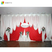 Pipe & drape curtain backdrop wedding decoration See larger image Pipe & drape curtain backdrop wedding decoration