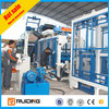 Block machine price list of concrete block making machine