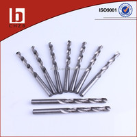 DIN338 EDGE GROUND DRILL BITS WHITE FINISHED