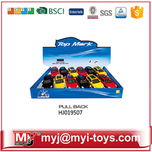 HJ019507 a gift box die cast toy car model 1 38