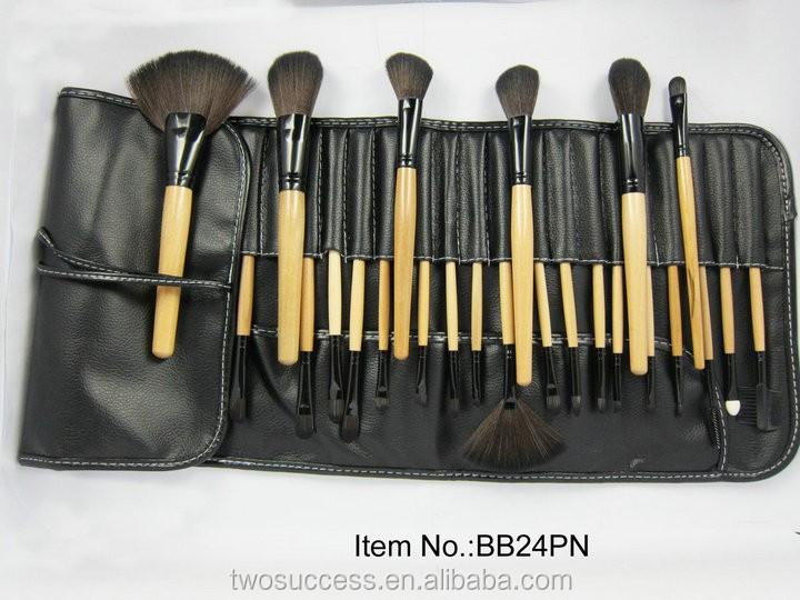 Factory direct sales cosmetic toothbrush shape makeup brush smudge brush set