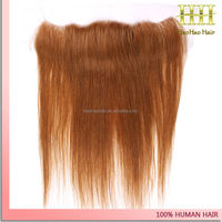 10 inch straight color 33 13x4 free part qingdao haohao hair products co ltd lace frontals