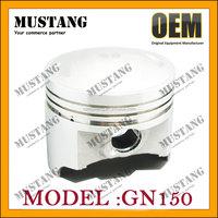 Motorcycle Engine Piston Kit with Piston Ring GN150 for SUZUKI Motorcycle