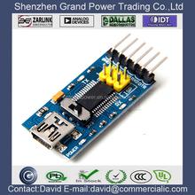 Basic program downloader USB to TTL FT232RL support 3.3 V to 5 V