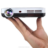3d projector wtl210 most favourable mini projector 1080P 2000:1 600 lumen led lamp lcd panel