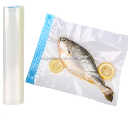 insulated vacuum storage bag for frozen food